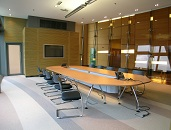 Board Room, Level 3, Core C, Cyberport 3