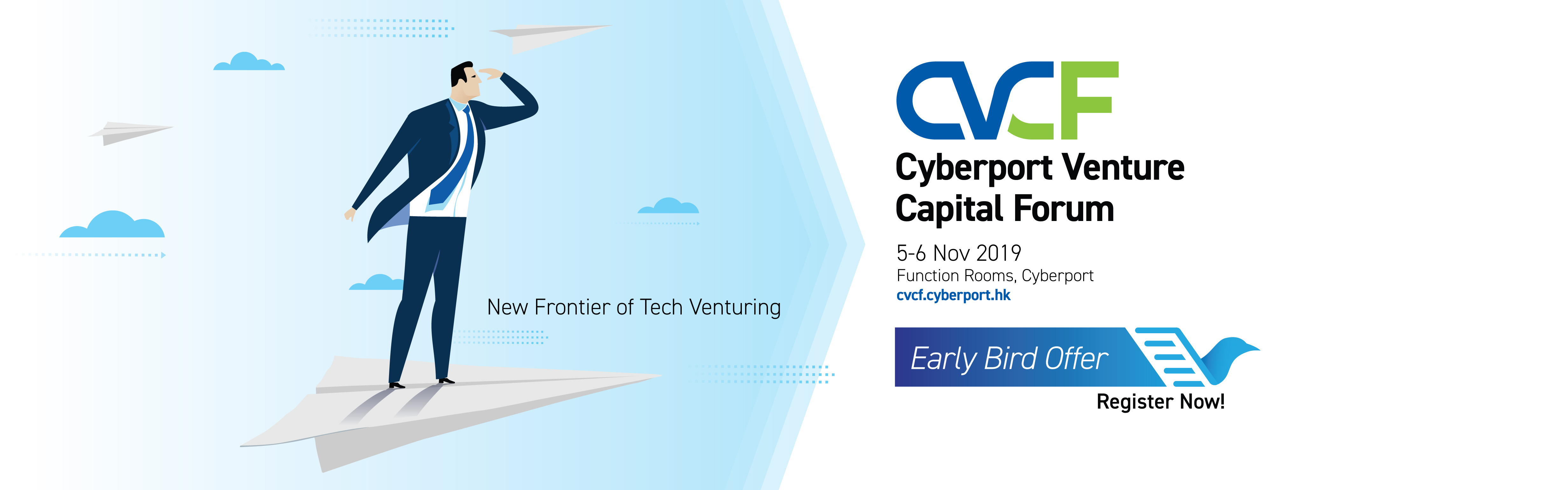 New Frontier of Tech Venturing - Early Bird Offer