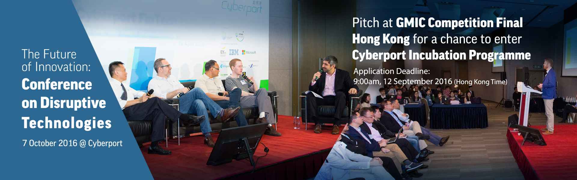 Unmissable event for tech start-ups to gain valuable networks with venture capitalists, industry leaders and experts!