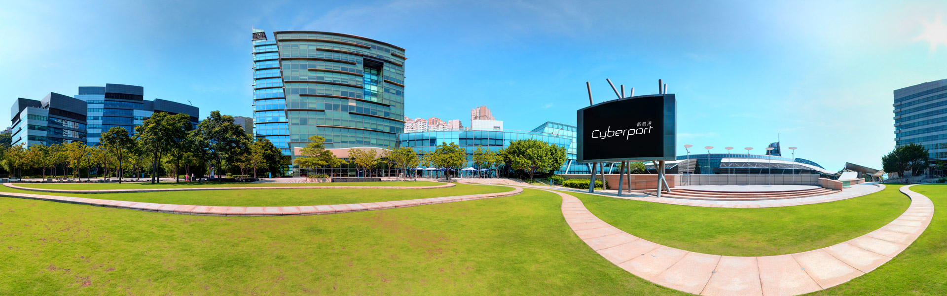 Cyberport is a creative digital cluster with  over 700 community members