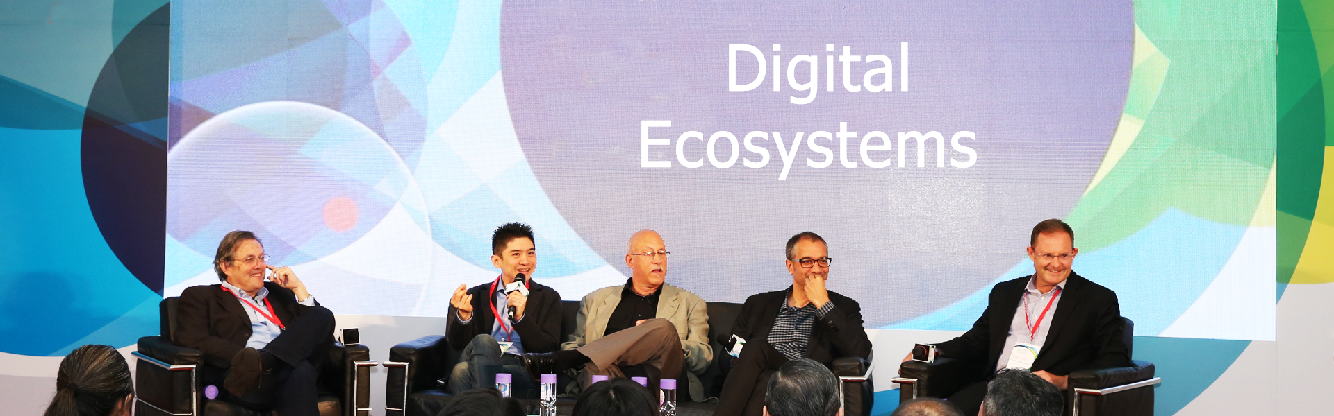 Bring together the world's most successful tech leaders into the digital ecosystems