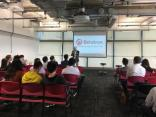 Cyberport Start-up Gathering with Betatron and Deloitte