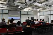 Cyberport Startups Pitching Day: 500 Startups