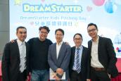 DreamStarter Kids Pitching Day