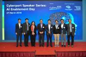 Cyberport Speaker Series - AI Enablement Day
