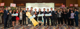 Cyberport awarded for corporate governance and board diversity by Hong Kong Institute of Directors