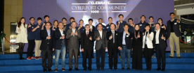 Cyberport celebrates strong community of 1,000 companies