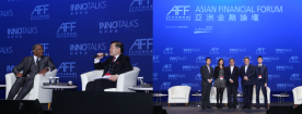 Cyberport drives FinTech discussion at Asian Financial Forum 2018