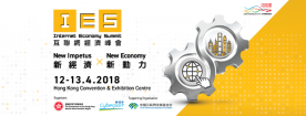 Check out the key drivers for the new economy at IES 2018