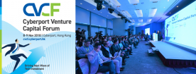 Cyberport Venture Capital Forum (CVCF) to bring top investors' insights and foster match-making opportunties this Novmber