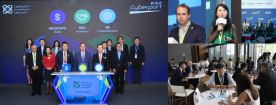 CVCF 2018 celebrated HK$234M fund raised on Cyberport Investors Network's anniversary
