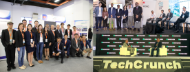 Cyberport parades FinTech start-ups at the region's largest tech events