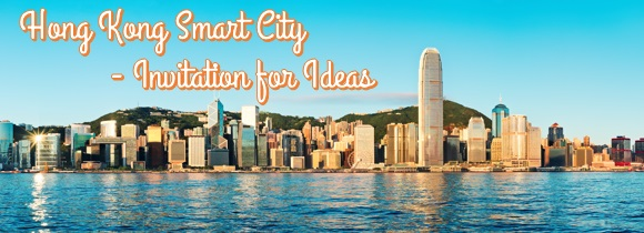 Hong Kong Smart City Blueprint Consultancy Study Portal